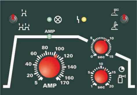Панель управления EWM PICOTIG 170 HF